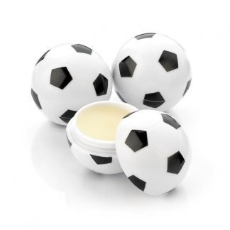 Promotional Football Shaped Lip Balm
