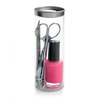 Branded Manicure Set with Nail Polish
