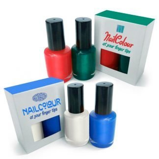 2 Piece Nail Polish Set