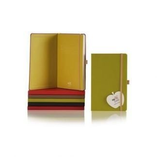 Eco leather notebook