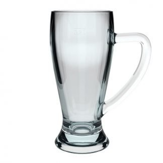 Bavarian Beer Glass