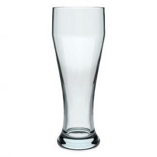 Tall Weizen Beer Glass