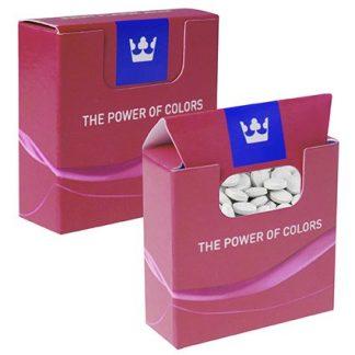 Printed Mint Pastilles Box