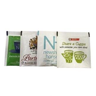 Promotional Breakfast Tea Bag Sachets