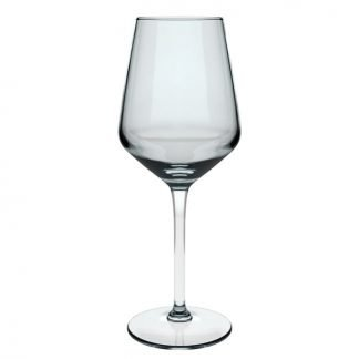 Personalised Carré Stemmed Glass