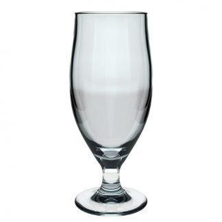 Stemmed Tulip Beer Glass