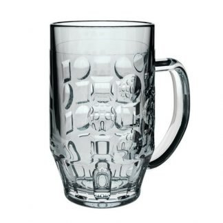 Dimpled Malles Beer Stein