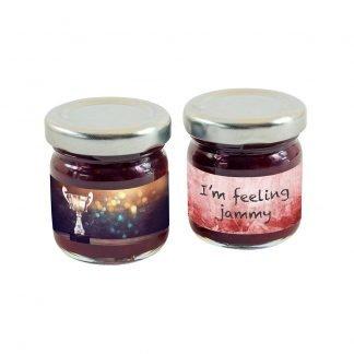 Promotional Mini Strawberry Jam Jar