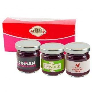 Promotional Mini Jam Jars