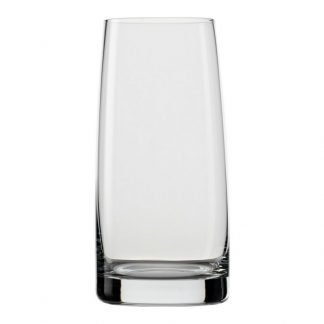Tall gin glass