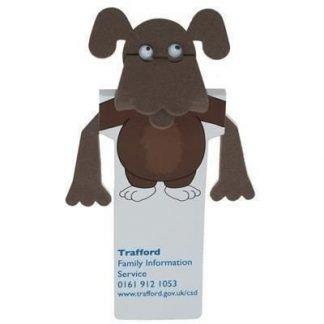 Dog Body Bookmark