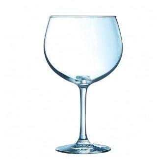 Juniper gin glass