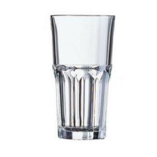 Branded Granity Hi Ball gin glass