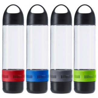 Bluetooth Sports Water Bottle Speaker Colours