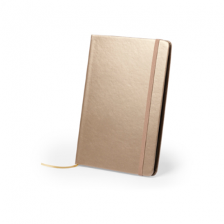 Metallic Notebooks