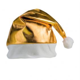 Shiny Santa Hats