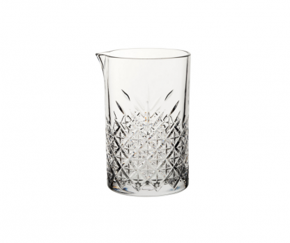 Timeless Vintage Mixing Glass