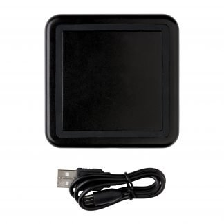 Light-Up Promotional Wireless Charger with the Power Cord