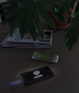 Light-Up Promotional Wireless Charger