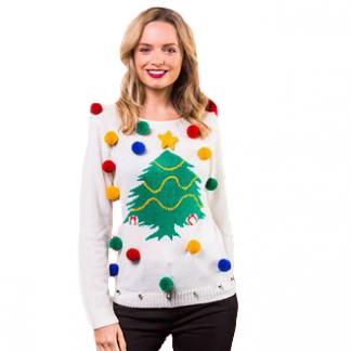 Christmas Tree Christmas Jumper