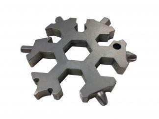 Engraved 15-in-1 Snowflake Multi-Tool