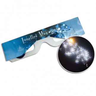 Promotional 3D Christmas Glasses
