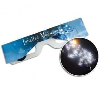 Promotional 3D Christmas Glasses