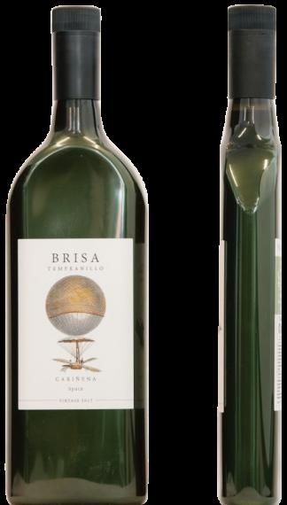 Eco Flat Wine Bottles with Bespoke Label