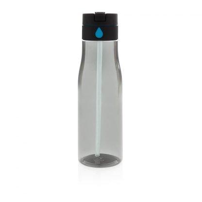 Branded hydration tracking bottle