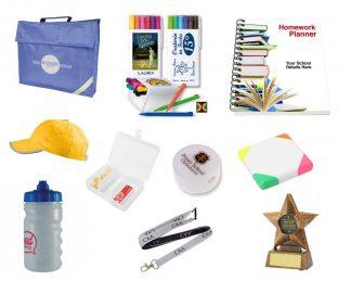 Branded School Accessories