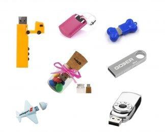 Branded USBs and Memory Sticks