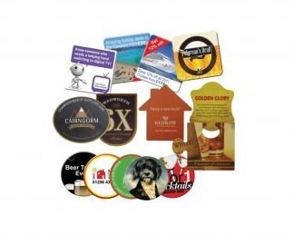 Branded Coasters & Beer Mats