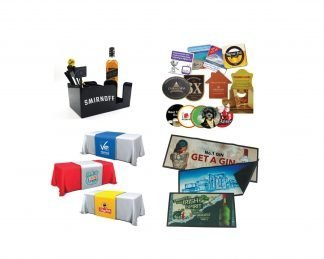 Branded Table Accessories