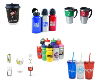 Branded Promotional Drinkware