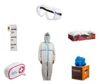 Other Branded Hygiene and PPE