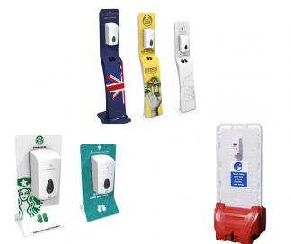 Hand Sanitiser Dispensers