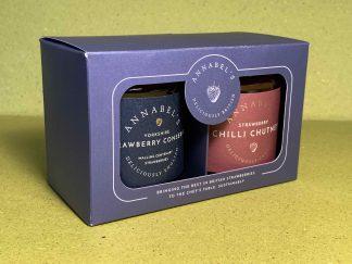 Annabel's Deliciously British Jam