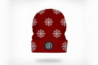Christmas Beanie 100% RECYCLED