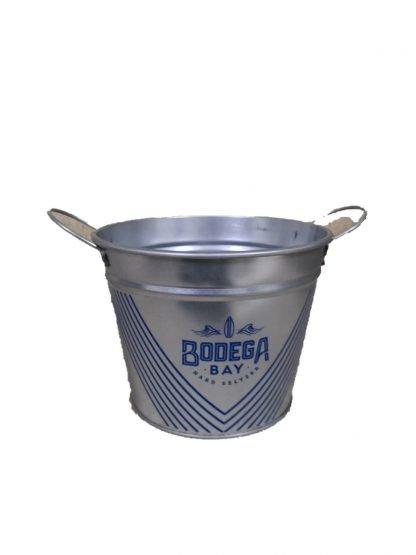 Bodega Branded Stainless Steel Ice Bucket