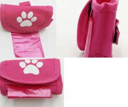 Oxford Fabric Dispenser Dog Poop Bag Holder