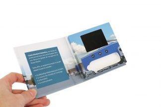 Business Card Video Brochure
