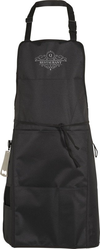 BBQ Apron with insulated pocket