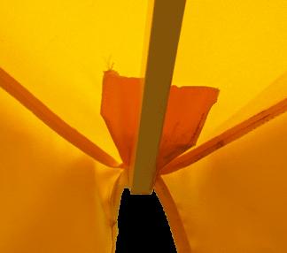 3M Square Parasol