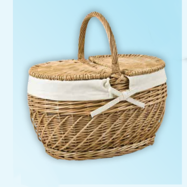 Dorothy Wicker Basket