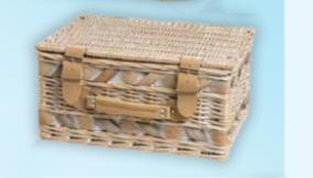 Regency Wicker Basket