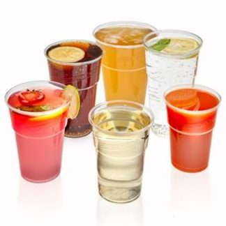 100% biodegradable single use cups
