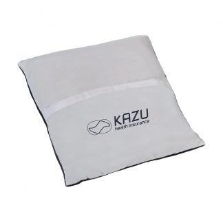 Branded Pillow with Logo
