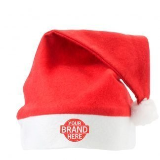 Branded Promotional Christmas Hat