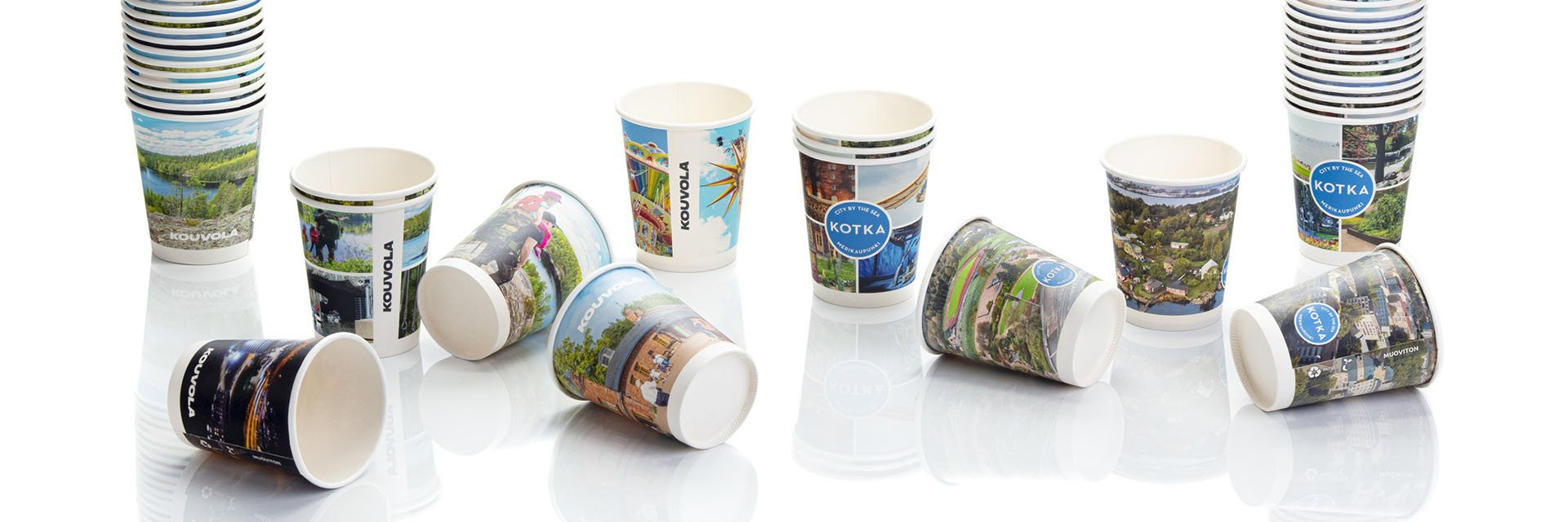 New paper cup technologies a major boost for recycling