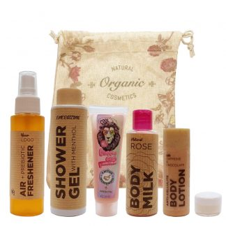 Cosmetics and Body Gifts Gift Pack Image